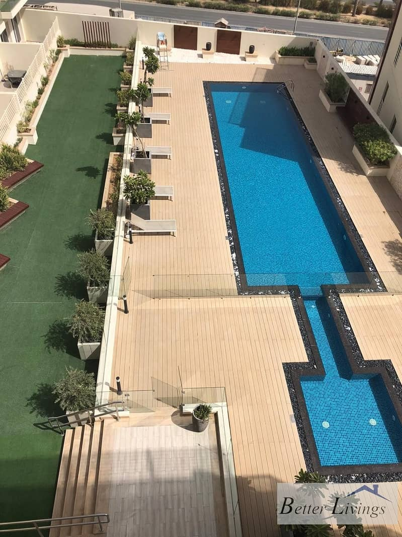 27 Jumeirah Village Circle - 1 Bedroom - Pool View - Oxford Residence