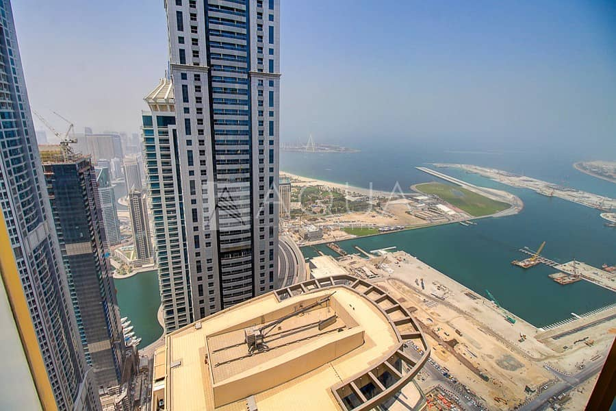 13 Full Sea View | Luxury Furnishing | Pent-House