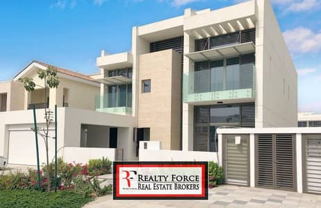 5 Bedroom Villa for Sale in Mohammad Bin Rashid City, Dubai - PRICED TO SELL|LARGE 5BR CONT|LANDSCAPED|BURJ VIEW