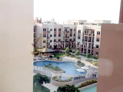 Studio for Sale in Al Ghadeer, Abu Dhabi - Ready to Move Now ! Studio Terrace Apartment
