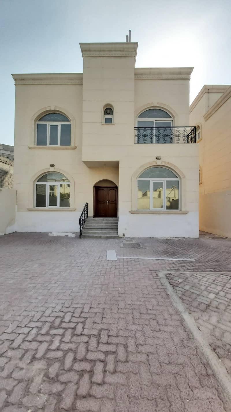 Standalone Villa|Spacious Rooms+Big  2 Majlis Halls