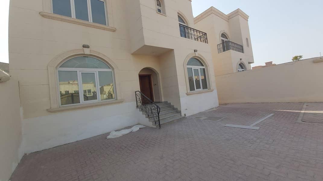 2 Standalone Villa|Spacious Rooms+Big  2 Majlis Halls