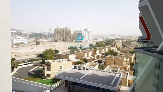 استوديو  للايجار في واحة دبي للسيليكون، دبي - Brand New I  Bright studio I Pool View