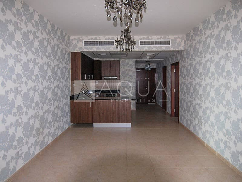 Upgraded Unit   Vacant   Fitted Kitchen