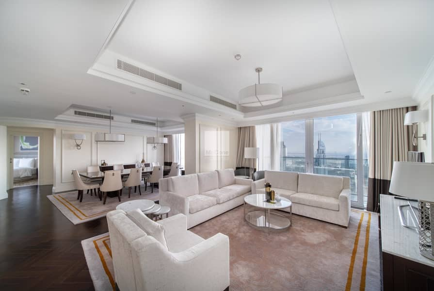 Stunning 4 Bed Penthouse in Address BLVD