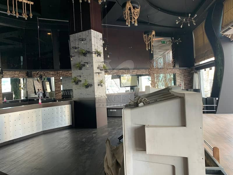 Fully Equipped  Restaurant in Dubai Marina for Rent