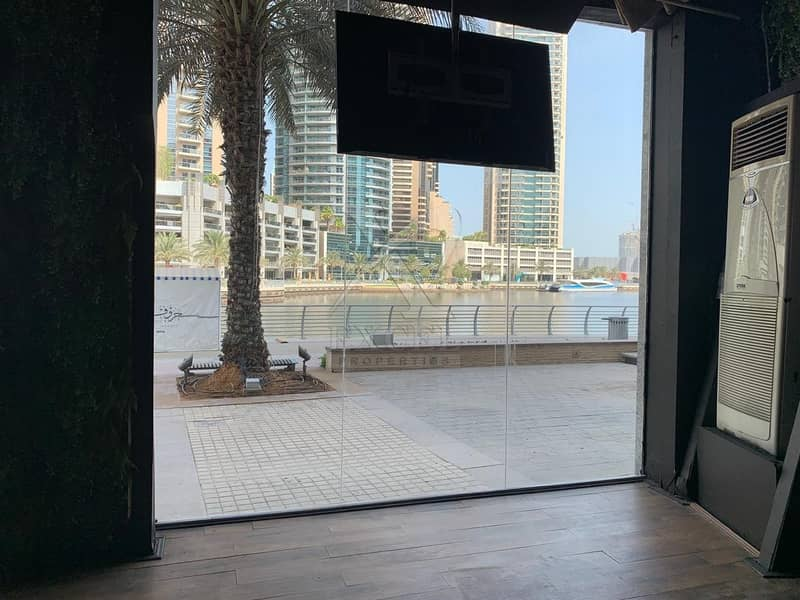 2 Fully Equipped  Restaurant in Dubai Marina for Rent