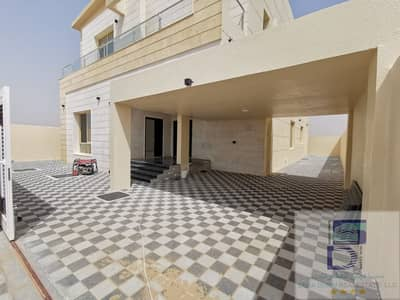 5 Bedroom Villa for Sale in Al Aaliah, Ajman - Without an advance payment from the owner, the price is negotiable with the owner for sale,