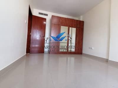 فلیٹ 2 غرفة نوم للايجار في المرور، أبوظبي - Exellent 2Bhk Apartment 48k 4 Payment 21 Street Muroor Road