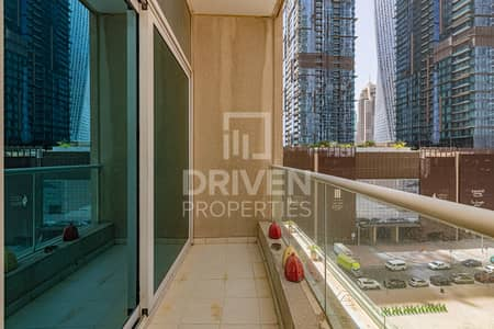 2 Bedroom Apartment for Rent in Dubai Marina, Dubai - Well-Maintained 2 Bed Apt in Marina Heights