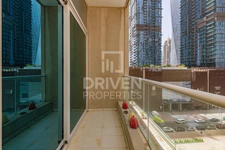 شقة 2 غرفة نوم للايجار في دبي مارينا، دبي - Well-Maintained 2 Bed Apt in Marina Heights