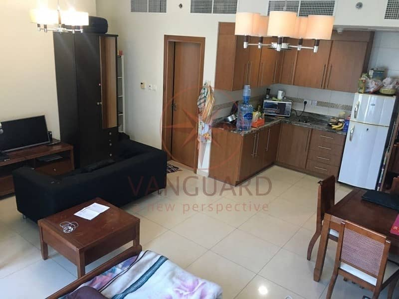 High Quality Furnished 1 Bed in Saba Tower 2