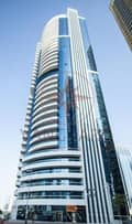 9 High Quality Furnished 1 Bed in Saba Tower 2