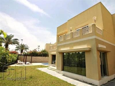 5 Bedroom Villa for Sale in The Meadows, Dubai - Golf View