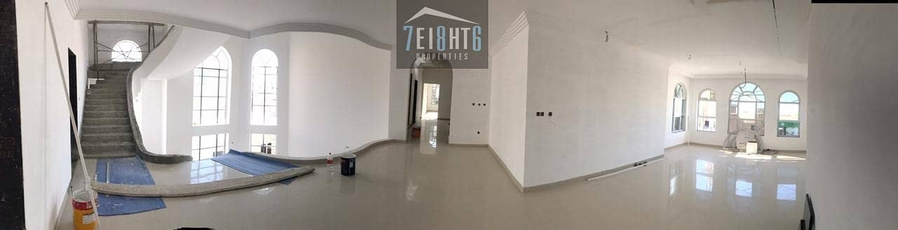 2 Outstanding quality: 7 b/r spacious brand new independent villa