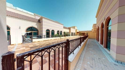شقة 3 غرف نوم للايجار في الصفا، دبي - Terrace | Community views | Rent online