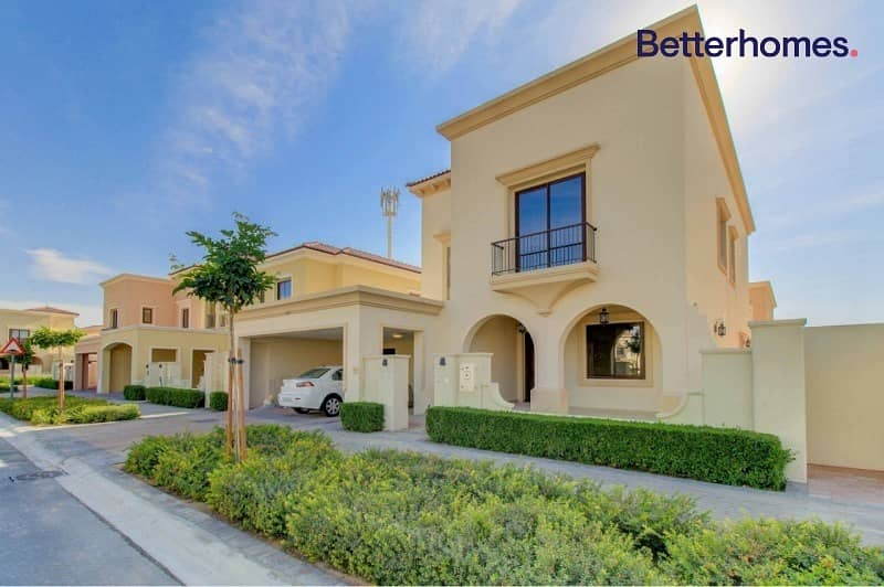Type 4 | Rented | Pool & Park Facing | Immaculate