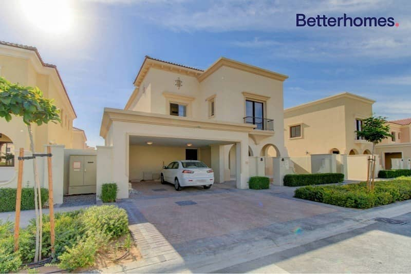 15 Type 4 | Rented | Pool & Park Facing | Immaculate