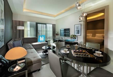 Luxury 2-BR Apt.?Fully Furnished?City View?Tower D