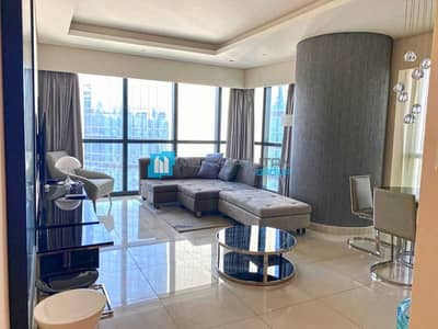 2 Bedroom Apartment for Sale in Business Bay, Dubai - Luxury Furnished 2 BR?Burj Khalifa View?High Floor