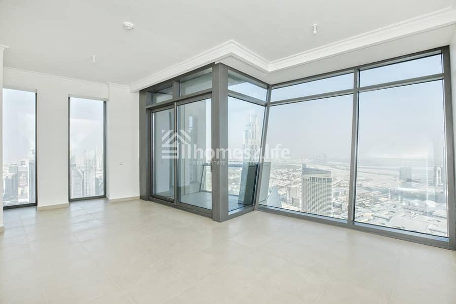 2 Super Fabulous Unit | Full Burj Khalifa view | Metro Connection
