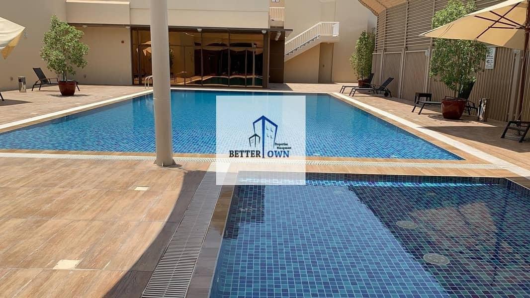 Brand New Apartment Duplex 3 Bedrooms + 4 Bathrooms With Facilities in Mussafah Garden