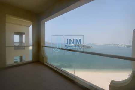 Stunning Sea View | 4 Beds + Maids | Penthouse