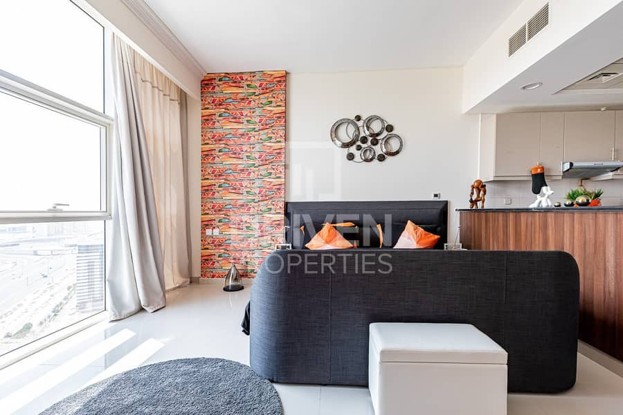 2 Amazing and Fully Furnished Studio Apartment