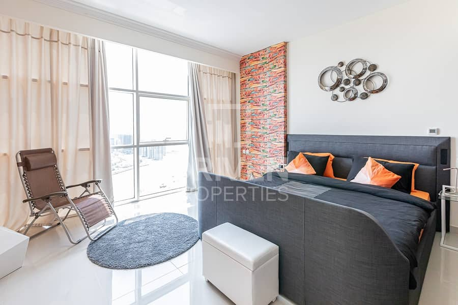 11 Amazing and Fully Furnished Studio Apartment