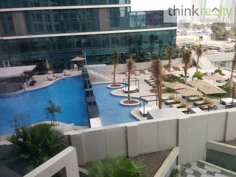 Executive Tower C- One Bedroom , Burj View for AED 66,000/-