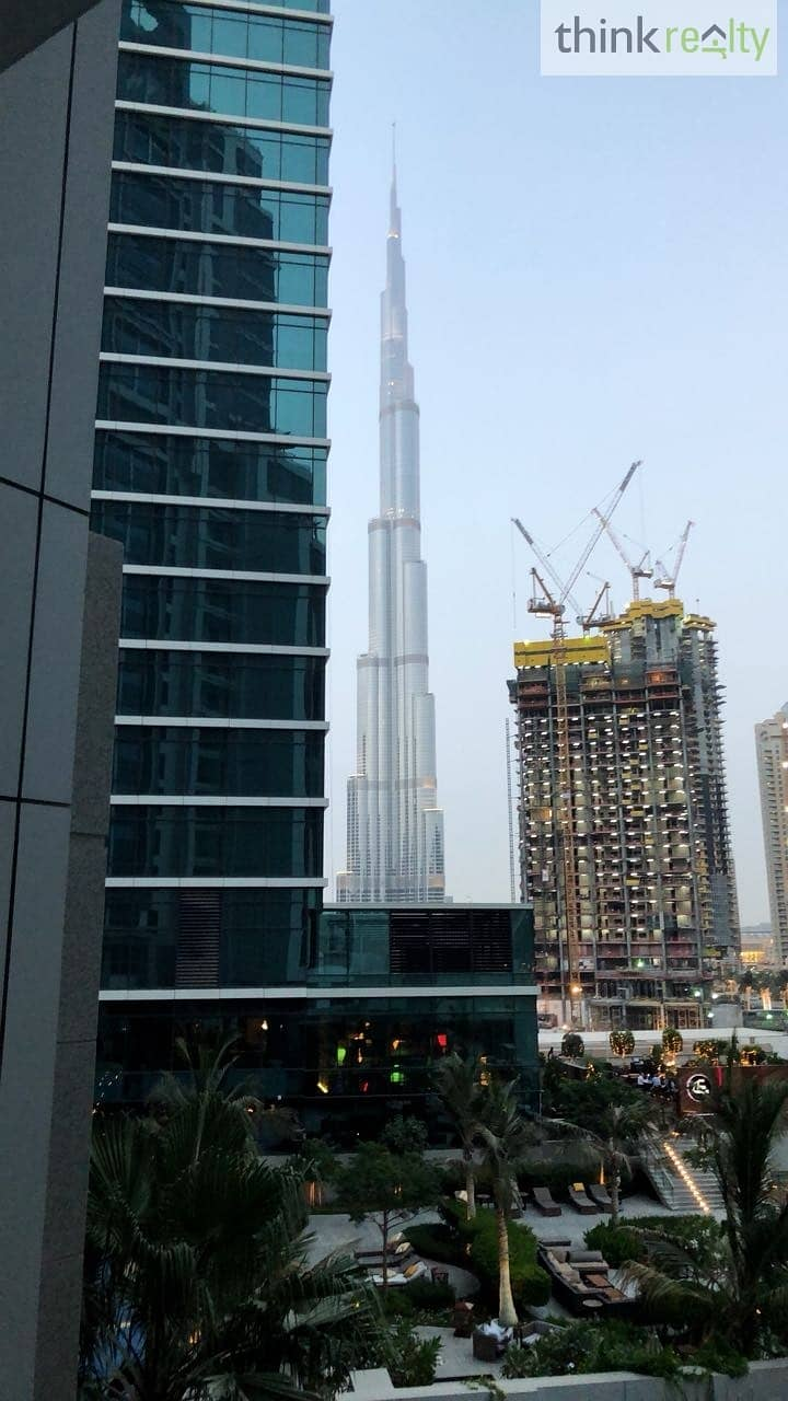 2 Executive Tower C- One Bedroom , Burj View for AED 66,000/-