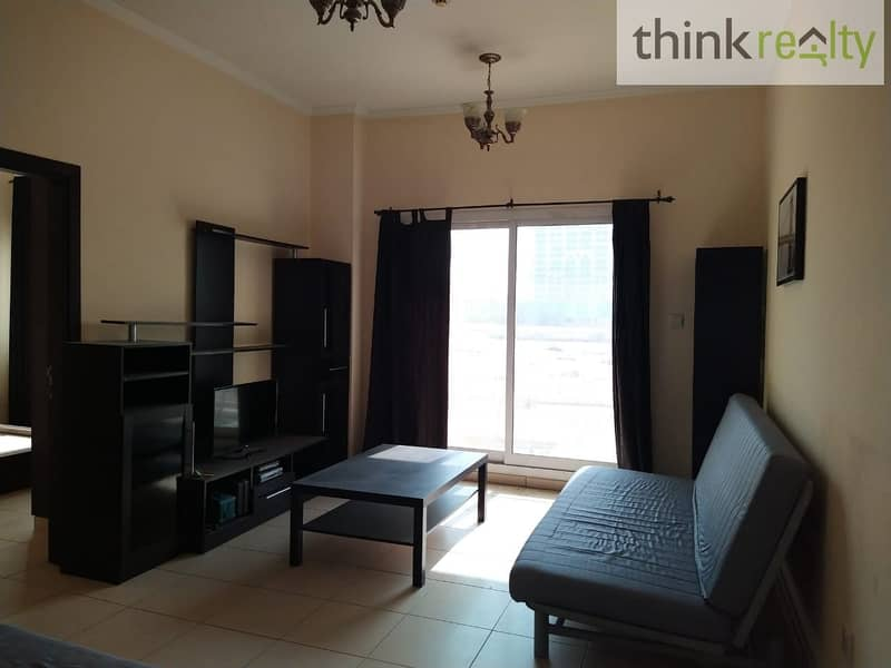 lowest 1 bedroom in Queue Point AED 370,000/-