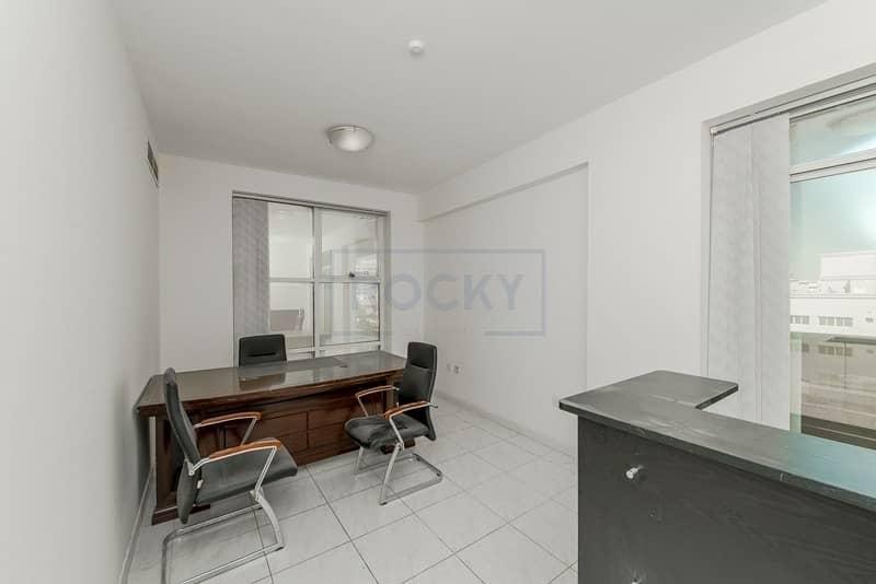 2 Spacious Office with Central Split A/C | Deira
