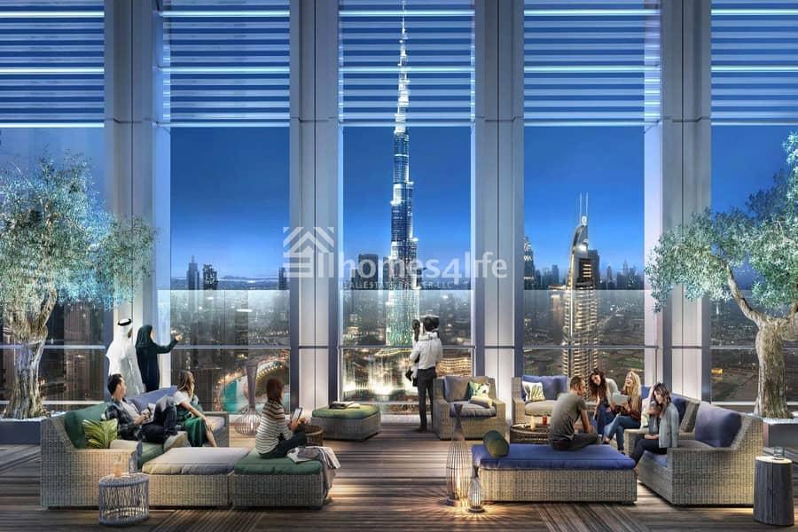 2 RESALE   Building ready till 20 floors   Front facing Corner  unit