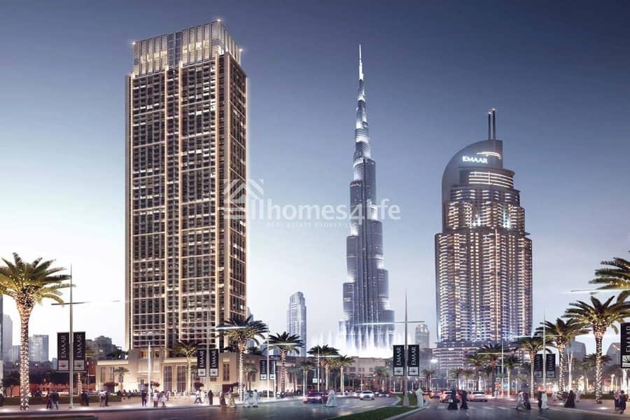 10 RESALE   Building ready till 20 floors   Front facing Corner  unit