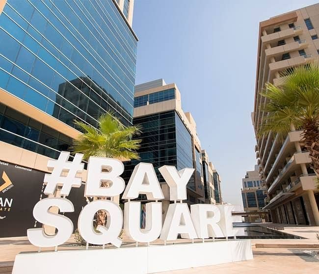 Fitted /Open Plan Office in Bay Square/ Business Bay