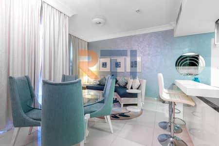 شقة 2 غرفة نوم للبيع في وسط مدينة دبي، دبي - Spacious 2 BR | Community And Sea View | Exclusive