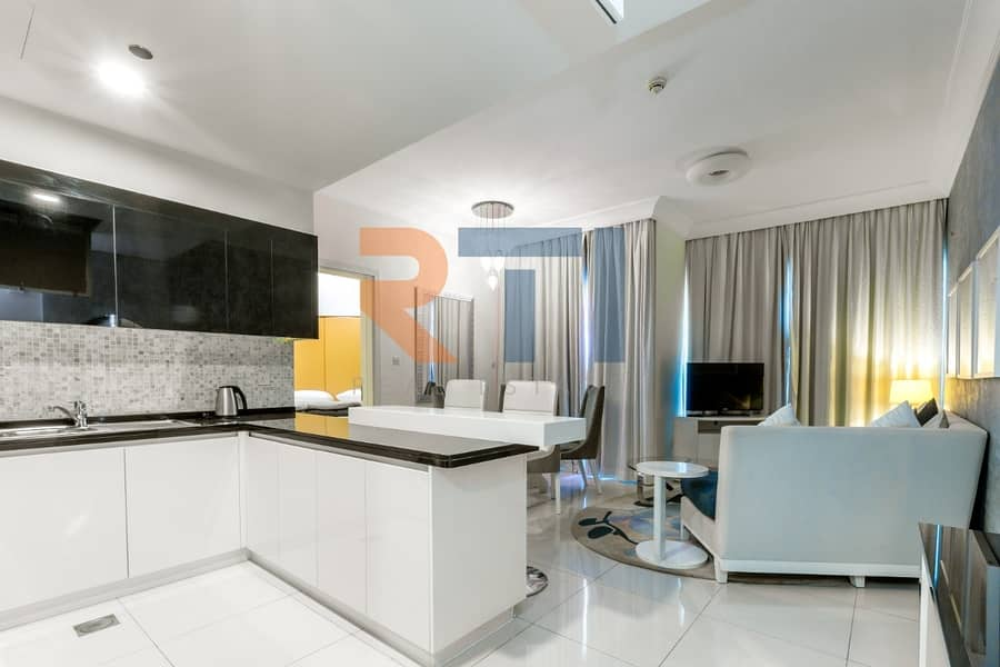 2 Spacious 2 BR   Community And Sea View   Exclusive