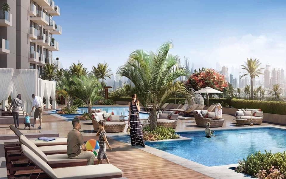 Waterfront Living l Burj View l Unbeatable Price l 2BR l