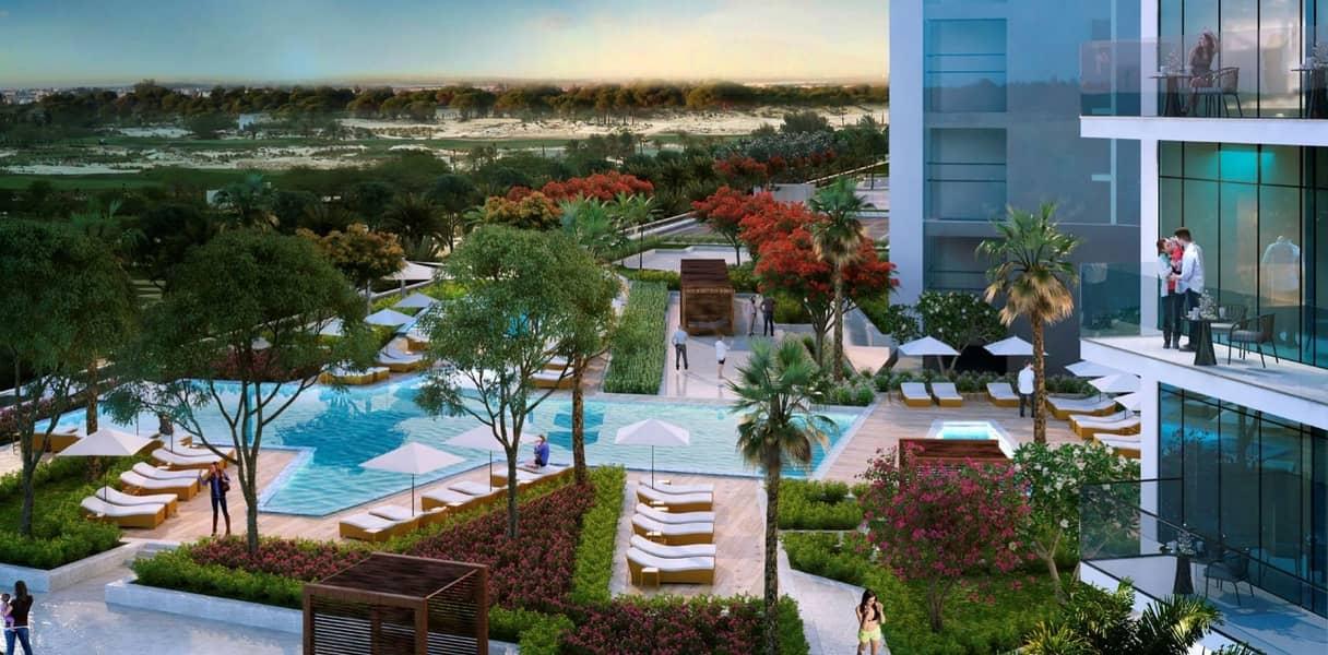 2 Waterfront Living l Burj View l Unbeatable Price l 2BR l