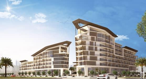 فلیٹ 1 غرفة نوم للبيع في مدينة مصدر، أبوظبي - غرفة وصالة مذهلة للبيع في أعظم مدينة في أبوظبي