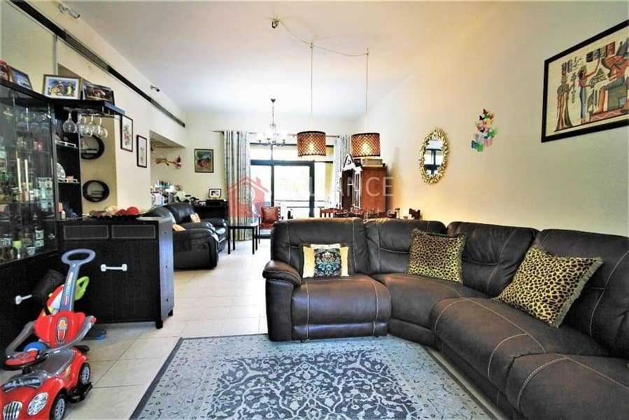 2 Vacant | 2 Beds + Study | Phase 1- Large Apartment