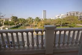 Full Park Facing Five Bedroom Hall Villa - in JVT For Rent