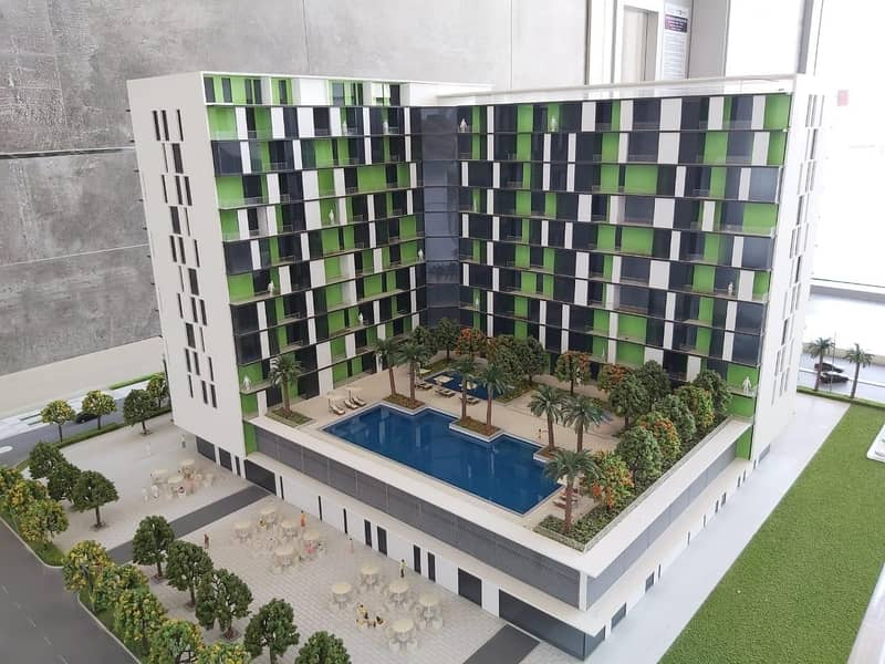 Brand new 2BR units for rent in The Pulse Dubai South