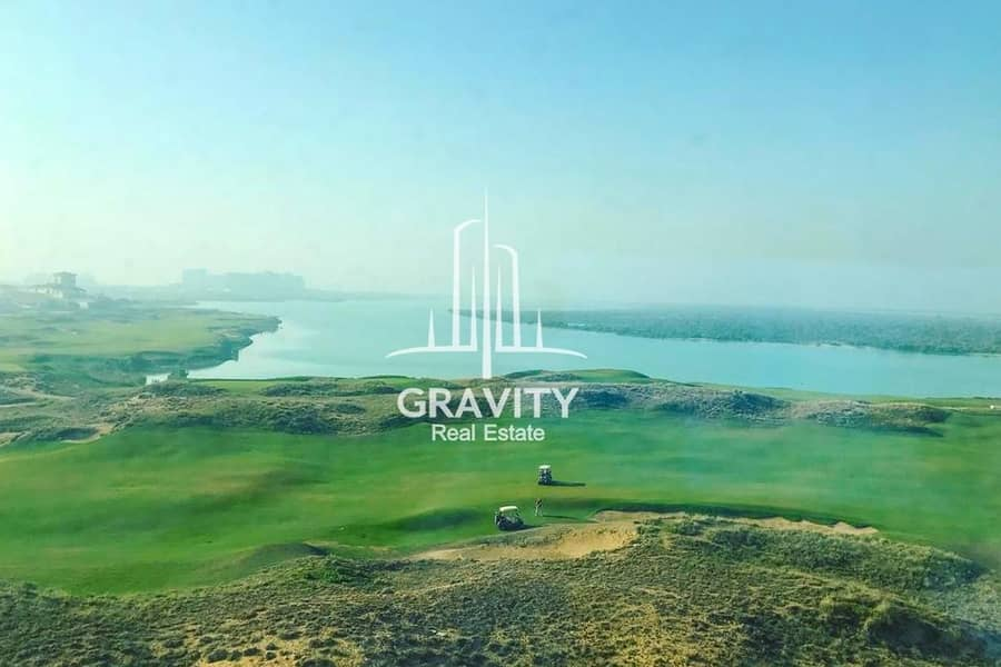 2 Vacant Now |High End 2BR Apt W/ Stunning Golf View