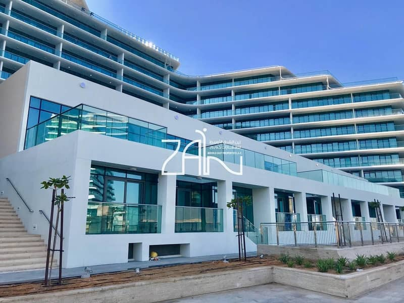 Full Sea View 3+M Townhouse with Large Terrace For Rent
