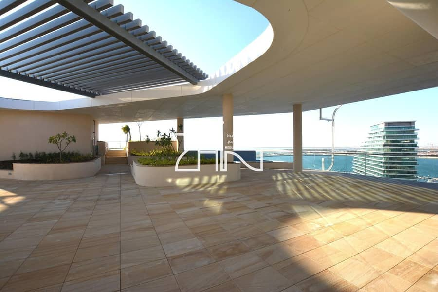 2 Full Sea View 3+M Townhouse with Large Terrace For Rent