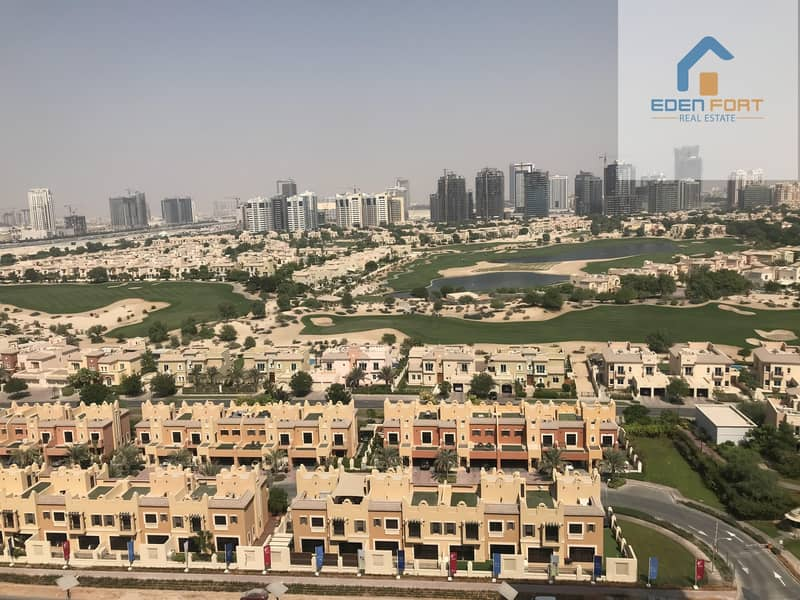 35 Golf View Higher Floor Two Bedroom In Elite 10