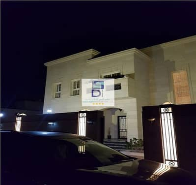 5 Bedroom Villa for Sale in Al Rawda, Ajman - Villa for sale, super duplex finishing at an attractive price with the possibility of bank financing