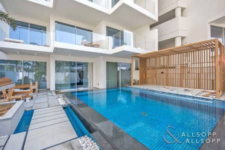 2 Bedroom Apartment for Rent in Palm Jumeirah, Dubai - Very Rare | 2 Bedroom Apt | Private Pool
